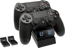 venom playstation 4 twin docking station black ps4 amazon co