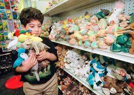 beanie babies bubble economics psychology plush toy