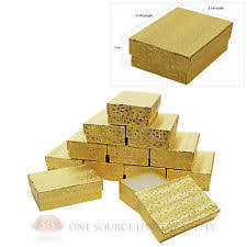 gold foil gift boxes retail jewelry gift boxes ebay