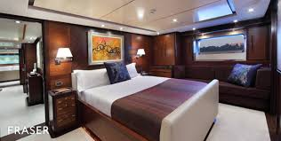 Yacht Bedroom s y prana sailing yacht for charter fraser