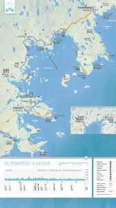 Map Of Nova Scotia Hubbards U2013 Lahave Cycle Nova Scotia