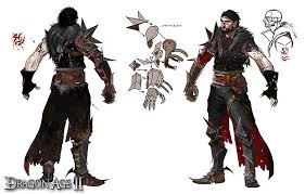 the old dragon age ii and its influences