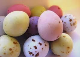 chocolate dinosaur egg cadbury mini eggs for a topsy turvy week