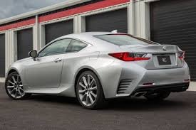 sporty lexus 4 door used 2015 lexus rc 350 for sale pricing u0026 features edmunds