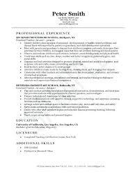 Office Clerk Resume No Experience Sample Teacher Resume No Experience Assistant Teacher Resume