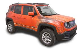 red jeep renegade 2016 daystar driven by design