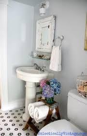 vintage bathroom storage ideas bathroom storage ideas this ladder ladder storage