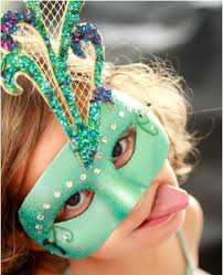mardi gras maks your own mardi gras parade with these 20 diy masks