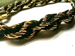 black rope chain necklace images 31 beautiful rope necklace patterns patterns hub jpg