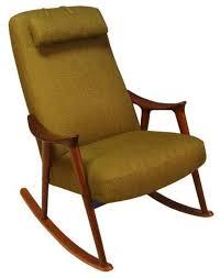 ingmar relling for westnofa danish rocking chair 2 400 est