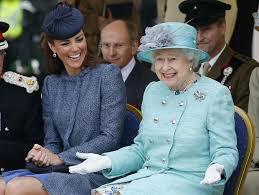 how do queen elizabeth and kate middleton get along popsugar