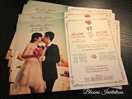 custom wedding invitation personalize wedding invitation amulette jewelry