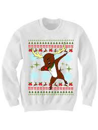 sweater dabbin rudolph sweater