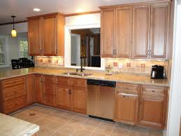 interior birch cabinets kitchen remodel u201a hickory cabinets u201a oak