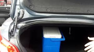 nissan altima luggage capacity trunk of nissan maxima 2010 youtube