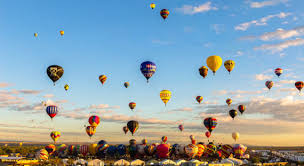 albuquerque photographers hot air balloon festival timelapse photography
