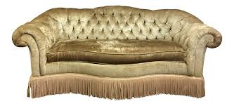 Chesterfield Sofa History by Tufted Velvet Chesterfield Sofa With Fringe By Century Furniture