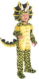 Child Dinosaur Halloween Costume Plush Triceratops Toddler Kids Costume Costume Craze