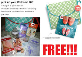 free wedding registry gifts free 60 baby registry gift pack at target