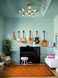 Home Decor Teal 10 Amazing Ways To Incorporate A Piano Into Your Home Decor Curbly