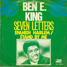 ben e king seven letters hitparade ch