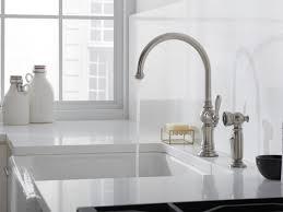 how to fix kohler kitchen faucet fix kohler kitchen faucet how to fix a leaky kitchen faucet