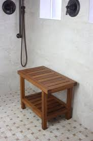 Bathroom Bench Ideas by 126 Best Bathroom Images On Pinterest Shower Benches Teak And