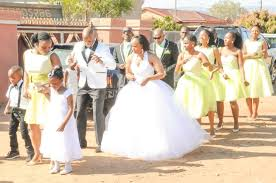 sowetan weddings in the on the move wedding of mr and mrs rantoka