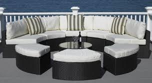 patio u0026 pergola white wicker patio furniture clearance