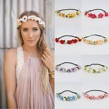 flower hair band flower headband hair accessories for women ebay