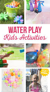 water play kids activities the crafting