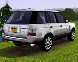 land rover 2009 fresh prince creations sims 3 2009 land rover range rover