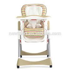 chaise haute pliante b b le plus chaud bébé chaise pliante avec en14988 certificat bébé