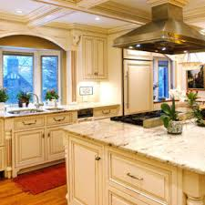 What Color To Paint Kitchen by How To Paint Cream Color Kitchen Cabinets Home And Cabinet Reviews