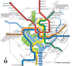 Metro Redline Map Ghost Of Future Metro Already Haunting Dc Nbc4 Washington