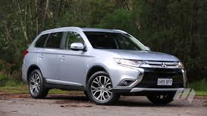 mitsubishi outlander xls 2015 video review motoring com au