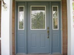 Best Front Door Colors Van Courtland Blue