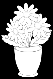flower in vase drawing flower vases with flowers clipart free download clip art free