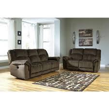 Reclining Living Room Set Ashley Furniture Quinnlyn Reclining Power Livingroom Set In Coffee