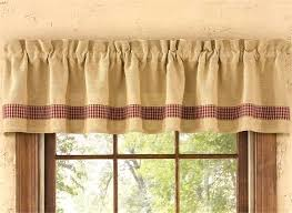 Brown Gingham Curtains And Curtains Kitchen Curtains Blue Gingham Kitchen