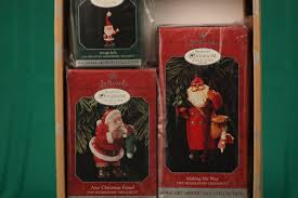 hallmark keepsake ornament collectors club 1998 membership kit ebay