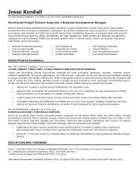 corporate resume format finance associate resume easy finance resume sle with financial