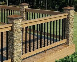 interior railings home depot deck railing kits home depot styledbyjames co