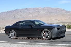 Challenger 2015 Release Date 2015 Dodge Challenger Srt Hellcat Spy Photos Popular Rodding