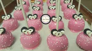 minnie mouse cakes minnie mouse cake pops cakes bakery and cupcake shop