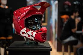 sixsixone motocross helmet eurobike 2017 661 unveils the new reset full face helmet bike