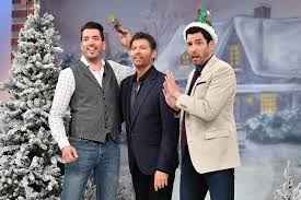 drew and jonathan scott look like harry connick jr