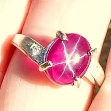 star ruby rings images 27 best star ruby rings images ruby rings rings jpg