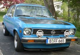opel euro retro enthusiast qotd which 1974 gm u201csmall car u201d would you buy