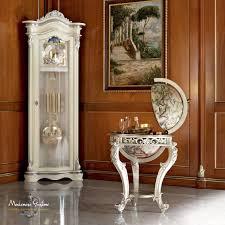 Classic Furniture Design Classic Bar Cabinet Wooden White Bella Vita Counter Bar